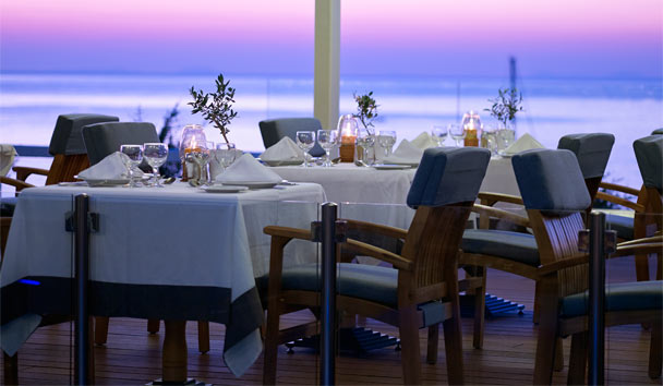 Porto Elounda GOLF & SPA RESORT: Nafsika Restaurant
