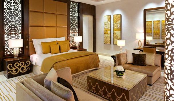One&Only Palm Island: Grand Palm Suite Bedroom