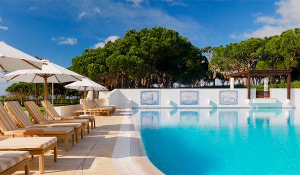 Pine Cliffs Hotel, a Luxury Collection Resort: Swimming Pool