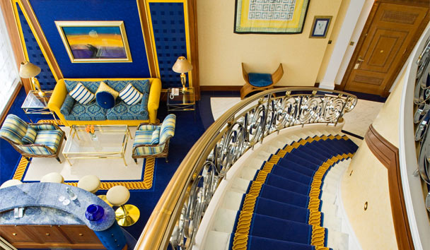 Burj Al Arab: Club Suite