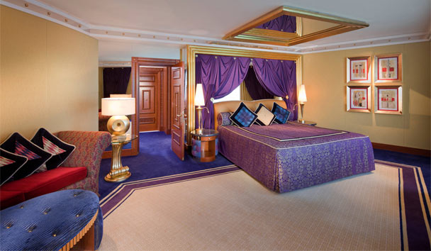 Burj Al Arab Jumeirah: One Bedroom Deluxe Suite