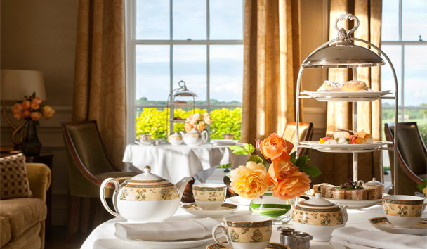 Treat Your Mum to Afternoon Tea at Four Seasons Hampshire