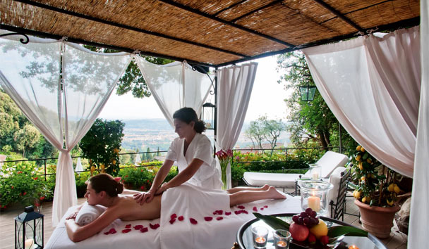 Treat Your Mum to A Spa Break at Belmond Villa San Michele in Florence