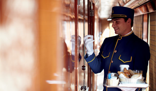 Treat Your Mum to The Sophistication of The Orient Express