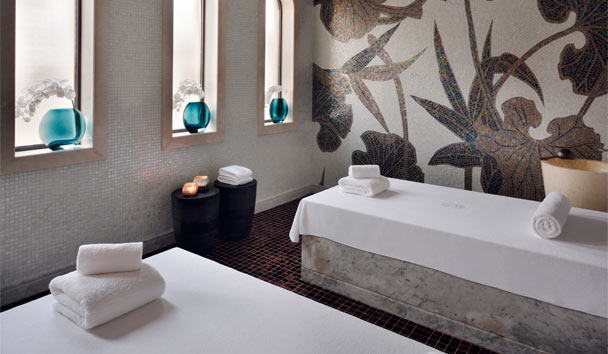 One&Only The Palm: Guerlain Treatment Room