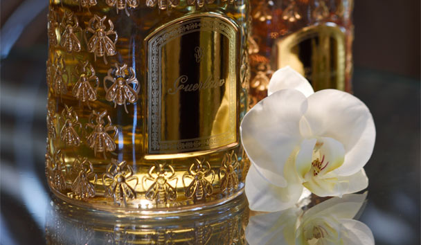 One&Only The Palm: Guerlain Spa Perfume