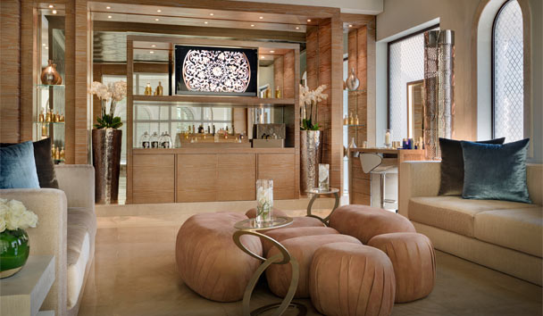 One&Only The Palm: Guerlain Lobby