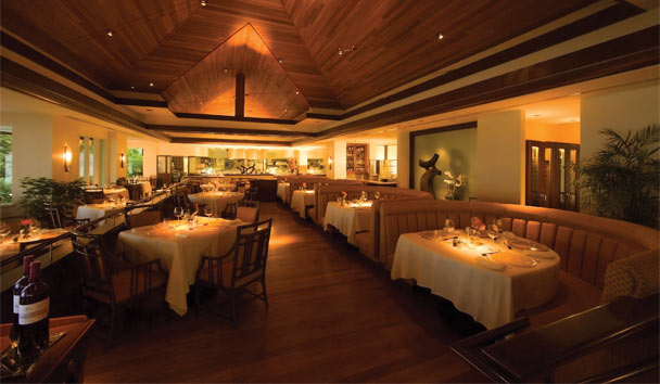 The Kahala Hotel & Resort: Hoku's