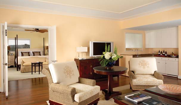 The Kahala Hotel & Resort: Kahala Suite