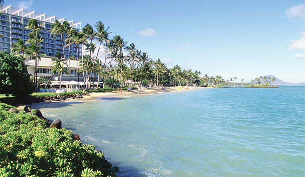 The Kahala Hotel & Resort: Beachfront