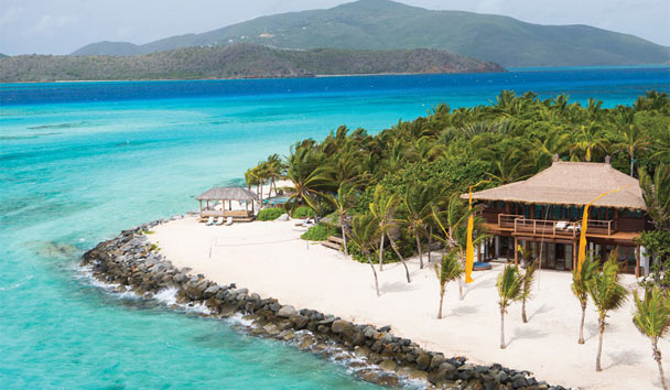The Best Places To Visit In April: Enjoy private island living on Necker Island