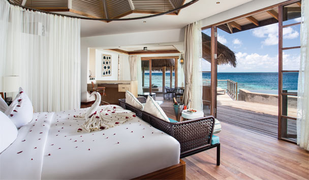 Jumeirah Vittaveli: Water Villa with Pool