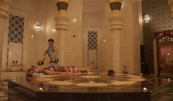 Jumeirah Zabeel Saray: Turkish Hammam