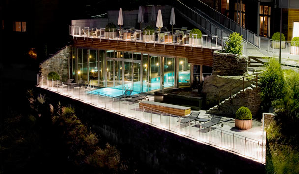 The Omnia: The Omnia Spa