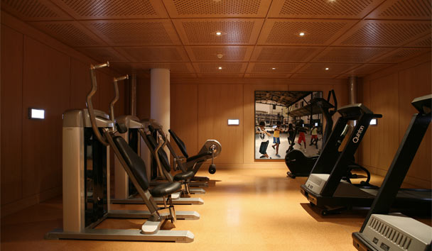 The Omnia: Fitness Suite