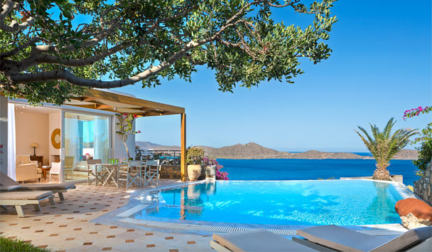 Elounda Gulf Villas & Suites: Award-winning villa resort in Crete, Greece