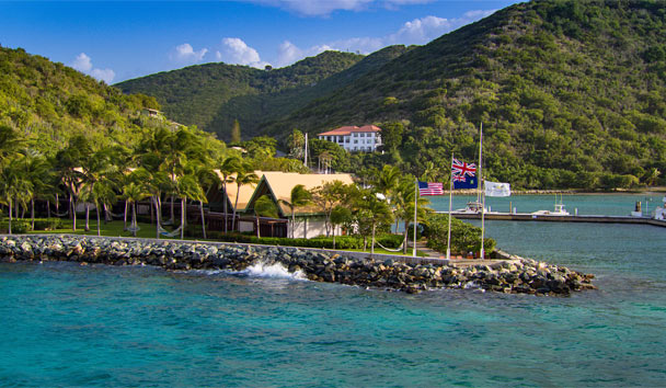 Peter Island Resort & Spa: Marina