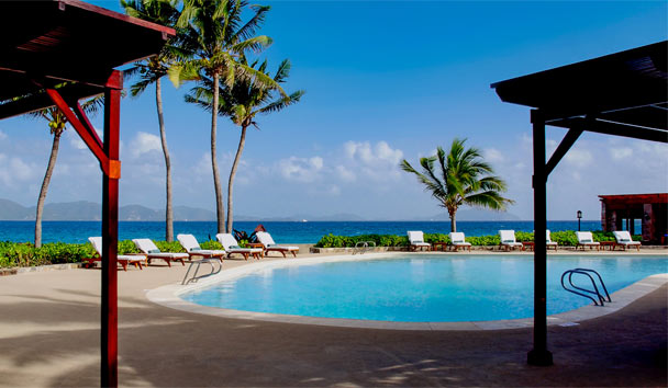 Peter Island Resort & Spa: Swimming pool