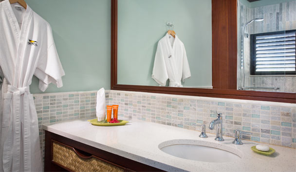 Peter Island Resort & Spa: Bathroom