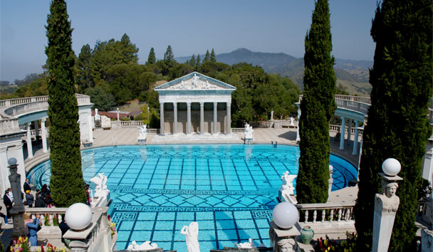 California Uncovered: Opulence and Style at Hearst Castle