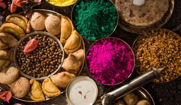 Vibrant Voyages: Colourful cusine and culture of India