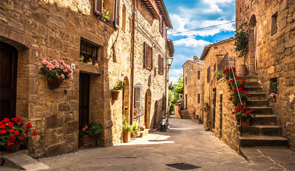 Italian Inspiration: Traditional Tuscany