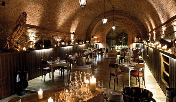 Italian Inspiration: Enjoy captivating cuisine at Castel Monastero