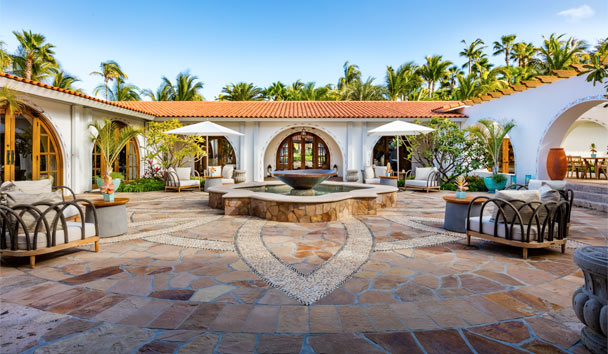 One&Only Palmilla: Spa Exterior