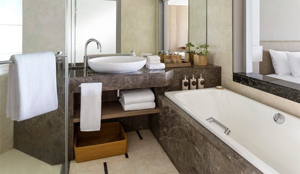 Shangri-La's Le Touessrok Resort & Spa, Mauritius: Bathroom