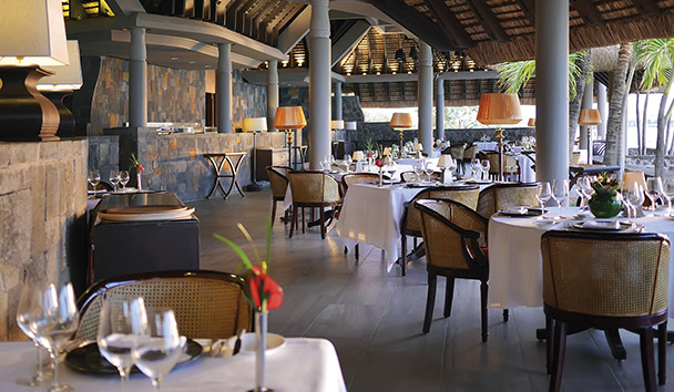Mauritius: Fine Dining at Royal Palm, La Goelette
