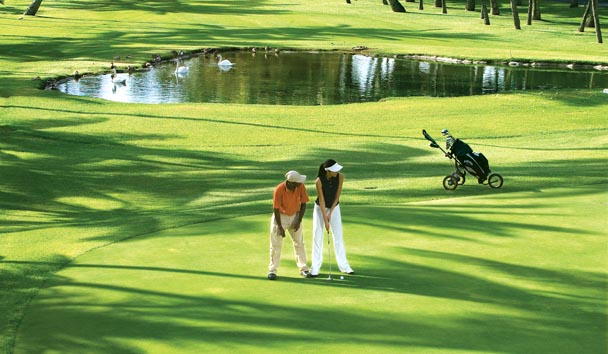 Mauritius: Golf at Four Seasons Mauritius at Anahita