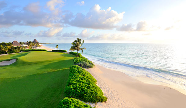 Greatest Golf Courses: Fairmont Mayakoba, Riviera Maya