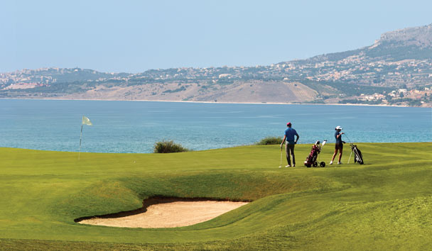 Greatest Golf Courses: Verdura Resort, Sicily