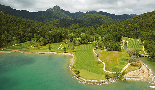 Greatest Golf Courses: The Datai, Malaysia