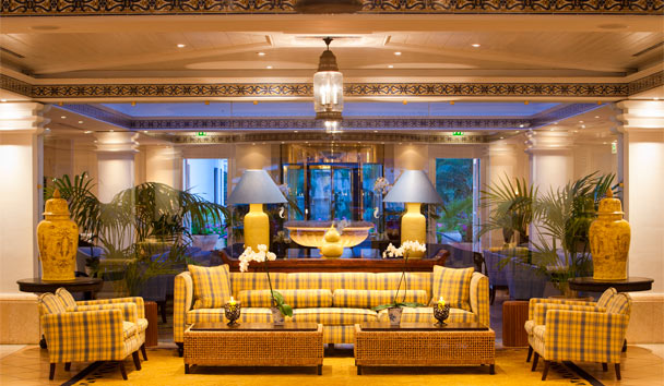 Seaside Grand Hotel Residencia: Interior View
