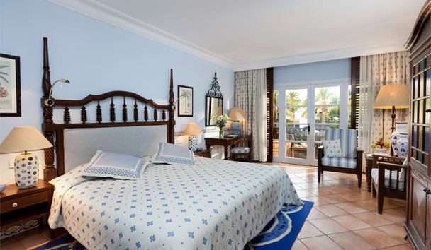 Seaside Grand Hotel Residencia: Double Room