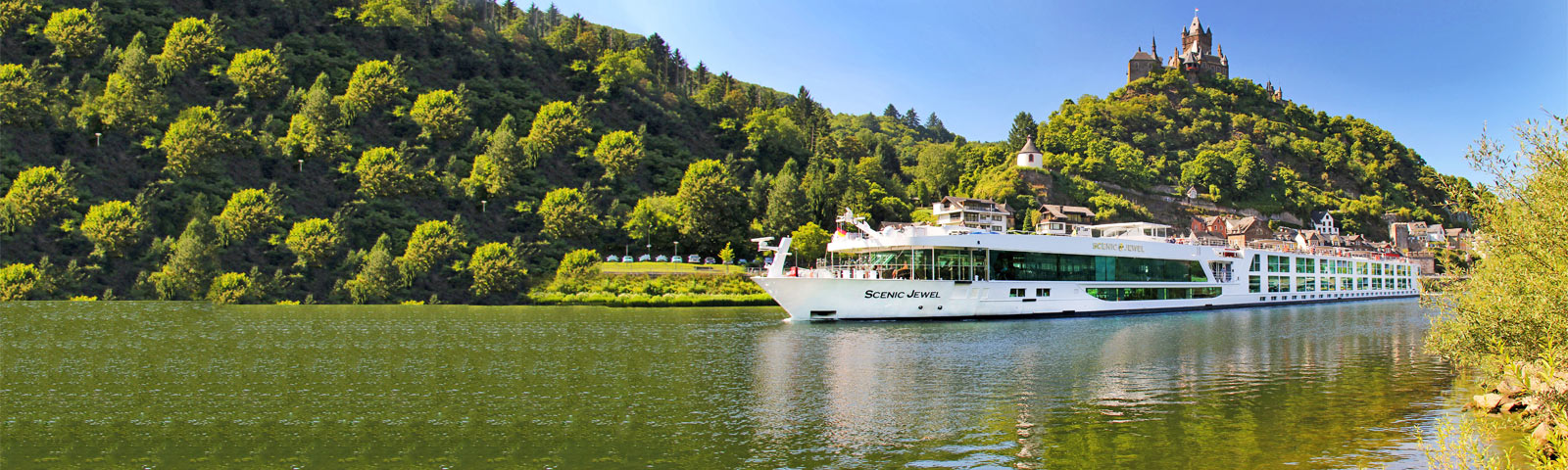 Luxury Cruises In Luxury River Cruises