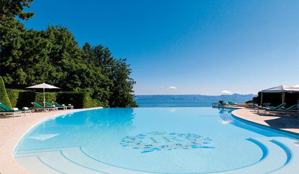 Hotel Royal Evian Resort France Elegant Resorts