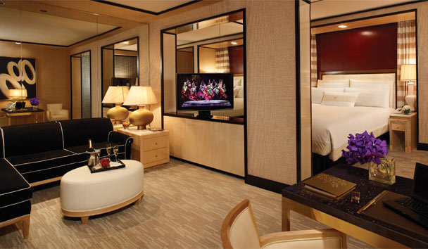 Encore at Wynn Las Vegas: Encore Resort Suite