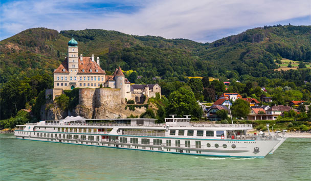 Crystal River Cruise: Mozart on the Danube