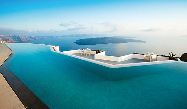 Grace Hotel Santorini, Auberge Resorts Collection: Swimming Pool
