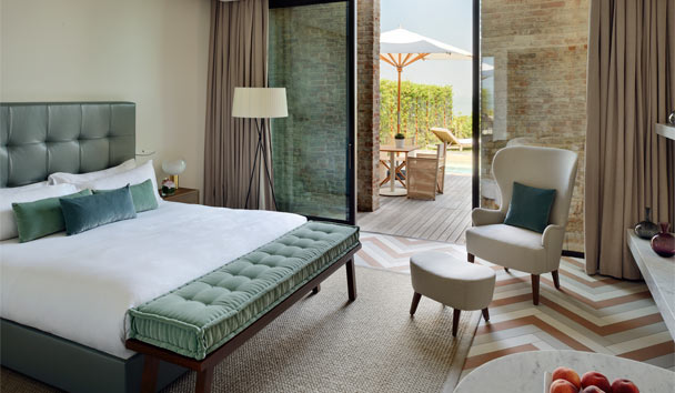 JW Marriott Venice Resort & Spa: La Residenza Deluxe Pool Suite
