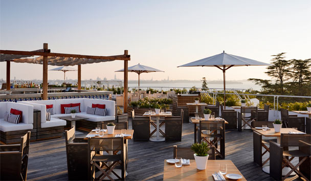 JW Marriott Venice Resort & Spa: Sagra Poolside Bar