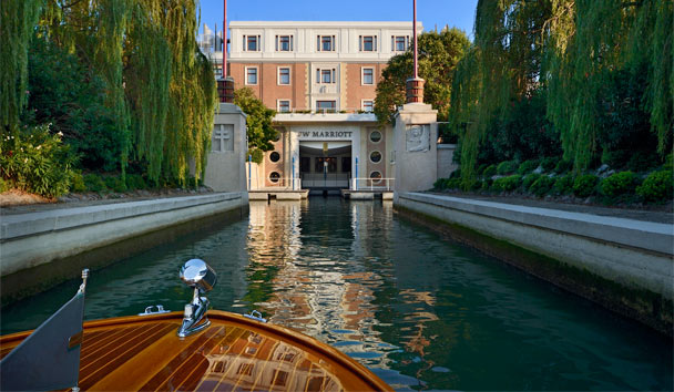 JW Marriott Venice Resort & Spa: Entrance