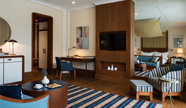 Regent Porto Montenegro: Suite Mountain View