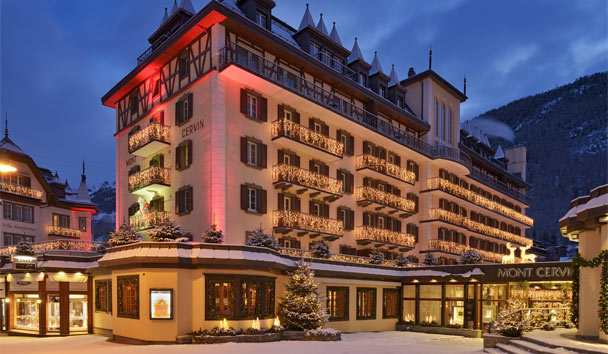 Mont Cervin Palace, Switzerland