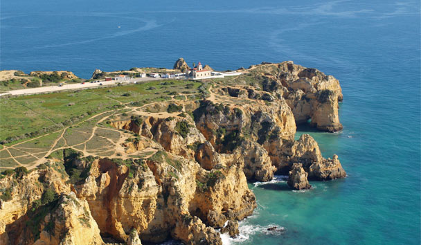 Cascade Wellness Resort: Ponta da Piedade
