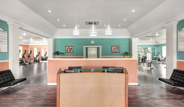Half Moon: Fitness Centre