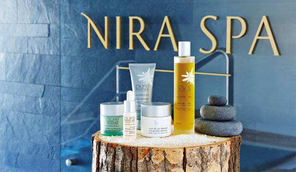 Nira Alpina: Nira Spa
