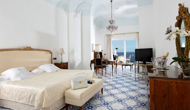 Grand Hotel Quisisana: Junior Suite